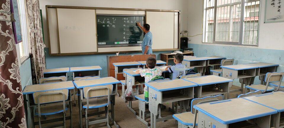 新华社:两个和八个——一所湘桂边界小学的故事